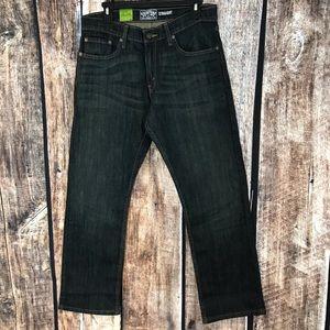 Signature Levi Strauss Straight Jeans 32W x 30L